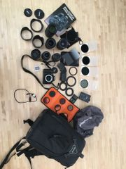 Nikon Fotoausrüstung