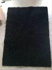 Sehrazat Teppich schwarz