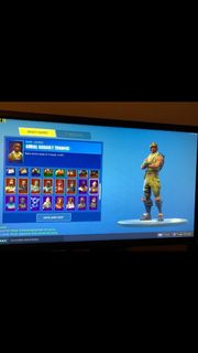 Aerial Assault Trooper Account
