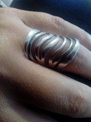 Echt silber Ring 925 size