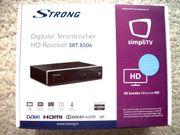 ORF HD SimpliTV Receiver - freigeschaltet -