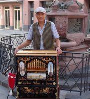 Frankfurter Drehorgelmann - Drehorgelmusik für viele