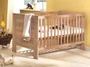 Kinderbett Gitterbett Wellenmöbel Leopold und