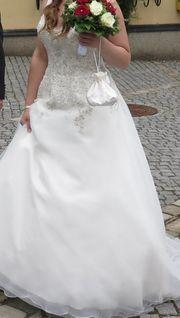 Brautkleid Ivory Gr 42