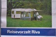Reisevorzelt Riva-neuwertig-