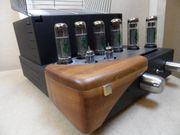 Unison Research S6 el34 Ventilverstärker