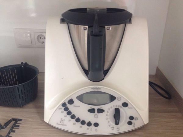 Vorwerk TM31 TM 31 Küchenmaschine komplett Mixer Kochen Wiegen ...