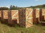 Brennholz angeliefert und