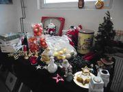 Flohmarkt / Weihnachtsartikel