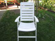 3 Gartenstühle / Klappstühle