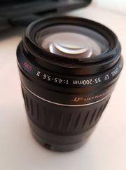 Gebrauchtes Canon Objektiv