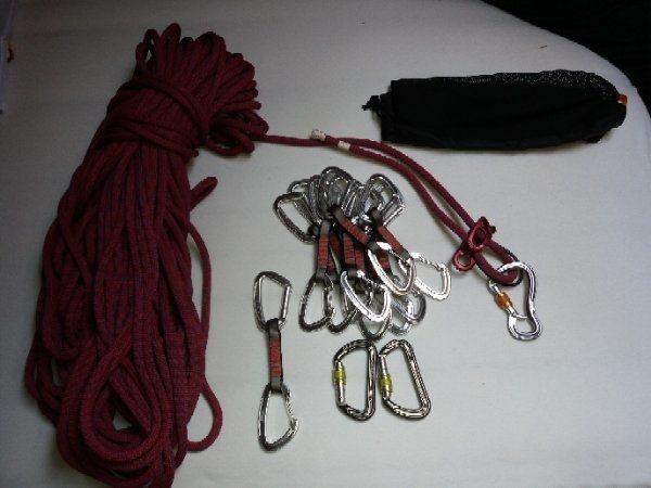 Kletterausrüstung Kaufen : Kletterseil kletterausrüstung karabiner in hard outdoor kaufen