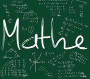 Nachhilfe in Mathe Mathematik