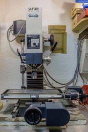 WABECO CC-F1200E CNC- Fräsmaschine