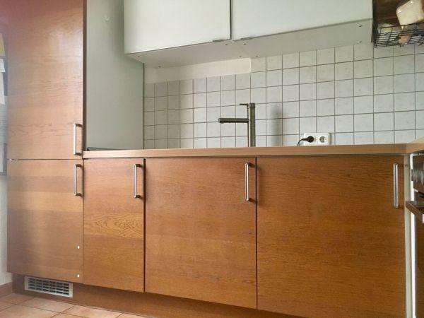 Ikea Faktum Küche » Küchenzeilen, Anbauküchen