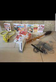 Wii Konsole Set