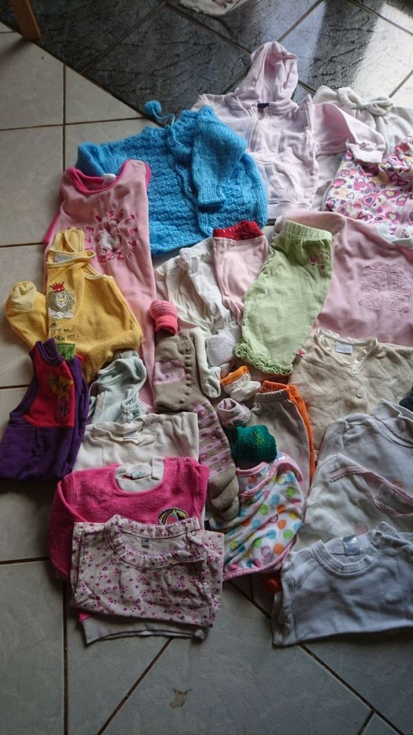 Größe 56 - 62 - 68 Mädchenkleidung