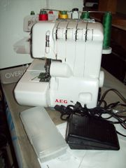 Overlock AEG 760/