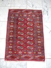 Perserteppich Turkmene 90 x 63