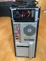 Kompletter Desktop PC
