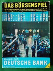 Das Börsenspiel von 1968 als