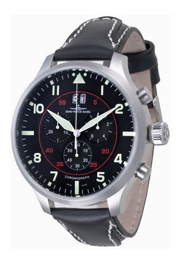 Zeno Watch Basel Uhr Pilot