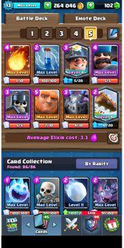 Level 13 CR Account Fast