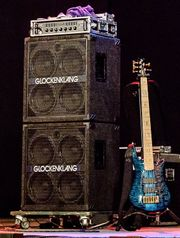 GLOCKENKLANG MESA BOOGIE Bass Stack