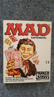 MAD Kartenspiel aus den 80ger
