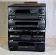 Kenwood Stereoanlage 4-