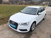 Audi A3 Sportback S-Line Automatik