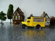 Opel Blitz Kastenwagen