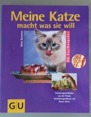 Sehr gut erhaltene Katzenbücher