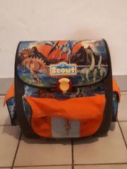 Scout Schulranzen Schultasche Dinosaurier