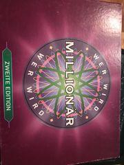 Spiel Wer wird Millionär