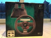Logitec Driving Force GT PS2