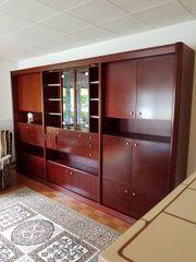 Wohnwand echtholz gebraucht  Wohnwand Massiv - Haushalt & Möbel - gebraucht und neu kaufen ...