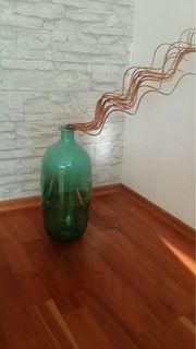 Deko glas vasen