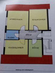 3 Zimmer Dachgeschosswohnung Hagsfeld