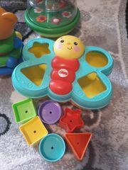 Gebraucht, Kinder Spielzeug von Fisher price gebraucht kaufen  Wörth