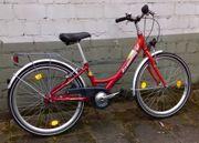 Jungenrad Mädchenrad 24