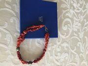 Schaumkoralle Halskette