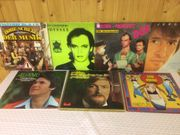 Verkaufe meine Deutsche LP Sammlung