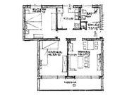 3-Zimmer Sonnenloggia 1 Etage Bensberg