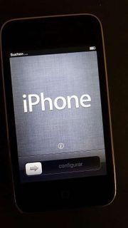 Iphone 3GS im funktionsfähigen Zustand