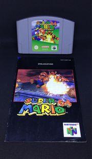 Nintendo 64 Spiel -
