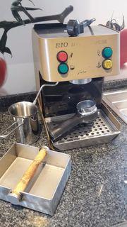 Picco 9782 Espressomaschine in Weinheim Kaffee