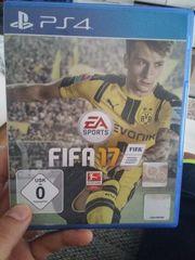 Fifa17 für Ps4
