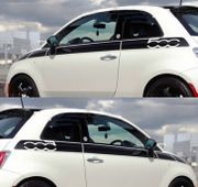 Aufkleber Fiat 500
