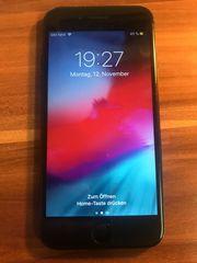iPhone 7 Matt schwarz
